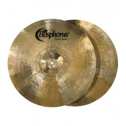 "Bosphorus Hi Hat 15"" Gold"