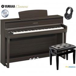 Yamaha Clavinova CLP-775 WA Blanco Nogal