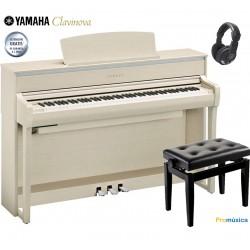 Yamaha Clavinova CLP-775 WH Blanco