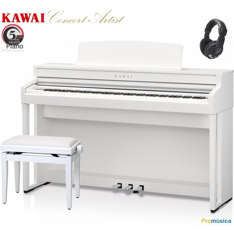 Kawai Ca-59 Blanco Premium