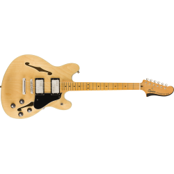 Squier Classic Vibe Starcaster®, Maple Fingerbaord, Natural