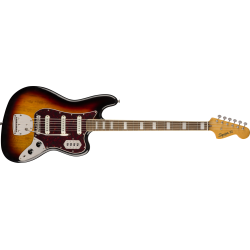 Squier Classic Vibe Bass VI, Laurel Fingerboard, 3-Color Sunburst