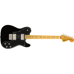 Squier Classic Vibe '70s Telecaster® Deluxe, Maple Fingerboard, Black