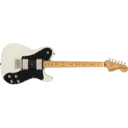 Squier Classic Vibe '70s Telecaster® Deluxe, Maple Fingerboard, Olympic White