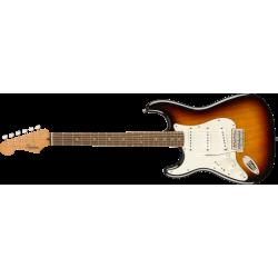 Squier Classic Vibe '60s Stratocaster® Left-Handed, Laurel Fingerboard, 3-Color Sunburst