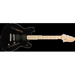 Squier Affinity Series™ Starcaster®, Maple Fingerboard, Black