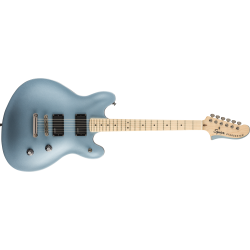 Squier Contemporary Active Starcaster®, Maple Fingerboard, Ice Blue Metallic