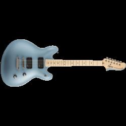 Squier Contemporary Active Starcaster®, Maple Fingerboard, Ice Blue Metallic