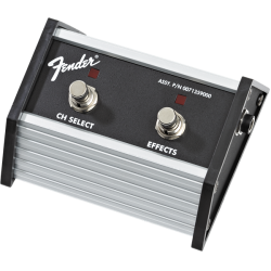 Fender 2-Button Footswitch:...