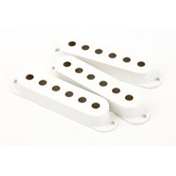 Fender Pickup Covers, Stratocaster® White (3)
