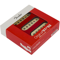 Fender Original '57/'62 Strat® Pickups, (3)