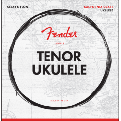 Fender Tenor Ukulele Strings, Set of Four