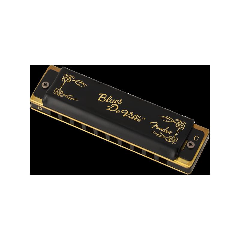 Fender Blues DeVille Harmonica, Key of B Flat