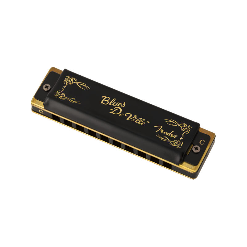 Fender Blues DeVille Harmonica, Key of F