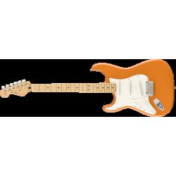 Fender Player Stratocaster® Left-Handed, Maple Fingerboard, Capri Orange