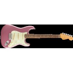 Fender Vintera® '60s Stratocaster® Modified, Pau Ferro Fingerboard, Burgundy Mist Metallic
