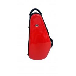 BAGS Evolution I Basic Rojo ESTUCHE PARA SAXO ALTO