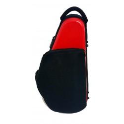 BAGS Evolution I Basic Metalic Rojo ESTUCHE PARA SAXO ALTO
