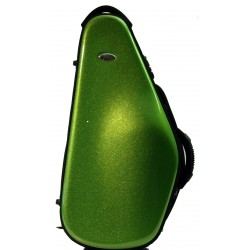 BAGS Evolution I Basic Metalic Verde ESTUCHE PARA SAXO ALTO