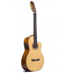 Guitarra Flamenca Electrificada Prudencio Sáez 90
