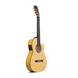 Guitarra Flamenca Electrificada Prudencio Sáez 57