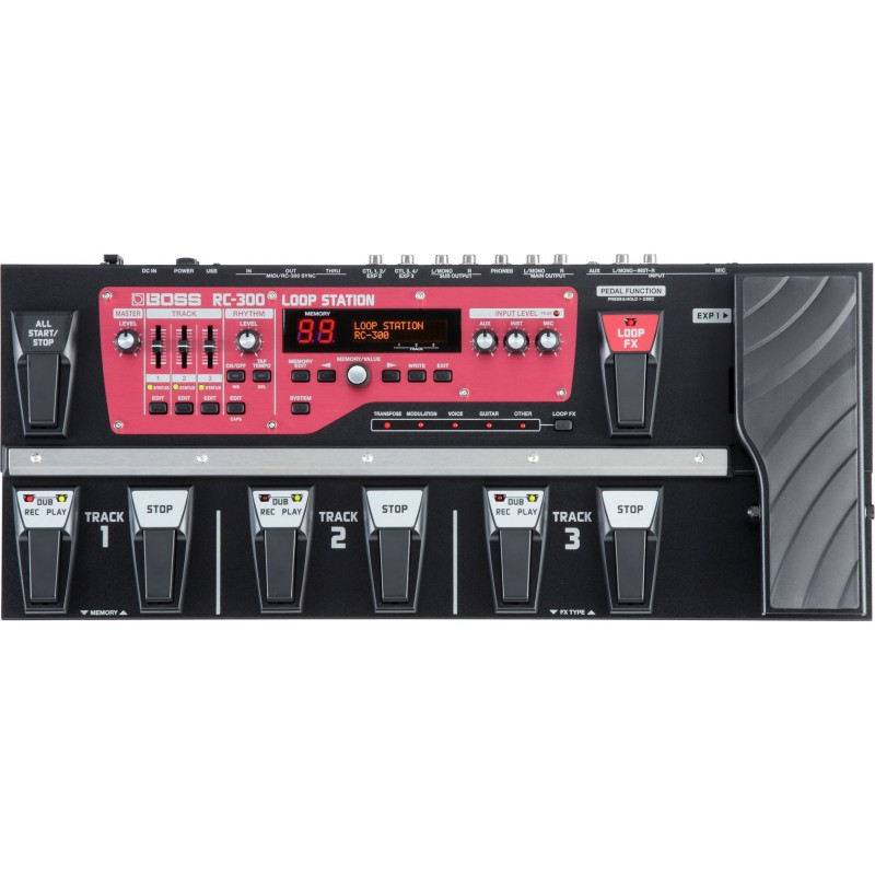 BOSS Loopstation  RC-300