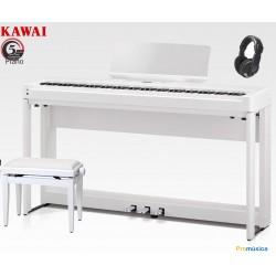 Pack Kawai ES-520 Blanco