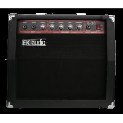 EK AUDIO B30 AMPLIFICADOR...