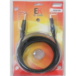 EK AUDIO D005 CABLE USB-JACK 3 METROS