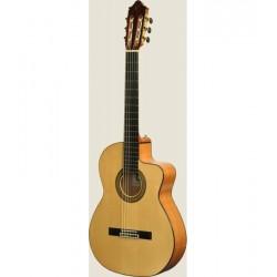 CAMPS CUT-500S-CL-BL Guitarra Flamenca Electroacustica
