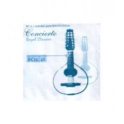 ROYAL CLASSICS Cuerda 2ª Bandurria Concierto BC-12