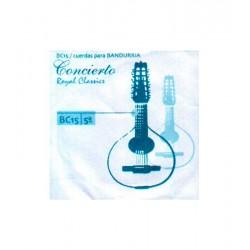 ROYAL CLASSICS Cuerda 5ª Bandurria Concierto BC-15