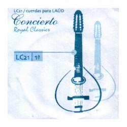 ROYAL CLASSICS Cuerda 1ª Laúd Concierto LC-21