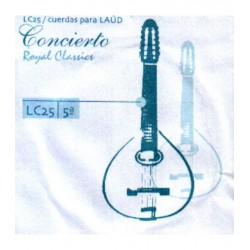 ROYAL CLASSICS Cuerda 5ª Laúd Concierto LC-25