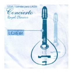 ROYAL CLASSICS Cuerda 6ª Laúd Concierto LC-26