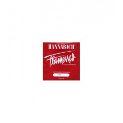 HANNABACH 8274-SHT Cuerda 4ª Hannabach Roja Flamenco