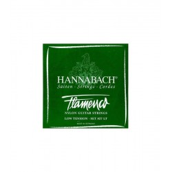 HANNABACH 8271-LT Cuerda 1ª Verde Flamenco