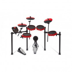 Alesis Nitro Mesh Kit Red Edition