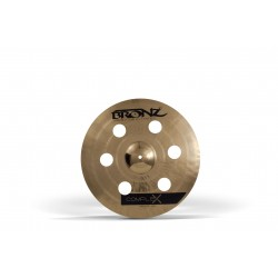 "Bronz Effect 16"" Drilled Complex Series"