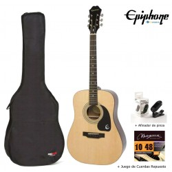 Pack Epiphone DR-100 Natural