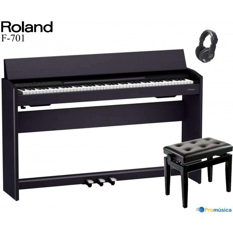 Roland F-701 Blanco