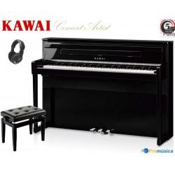 Pack Kawai CA-99 Negro Pulido