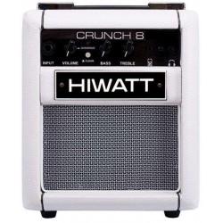 HIWATT Crunch 8 Amplificador de guitarra Azul