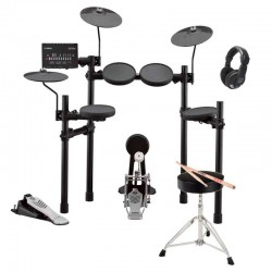 Yamaha DTX432K Bateria Electrónica Pack Completo
