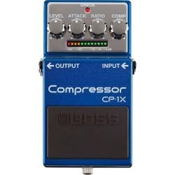 Afinador Boss CP-1X COMPRESOR