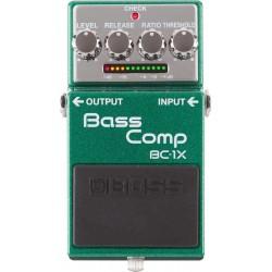 Boss BC-1X Compressor para Bajo