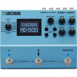 Boss MD-500 Modulación