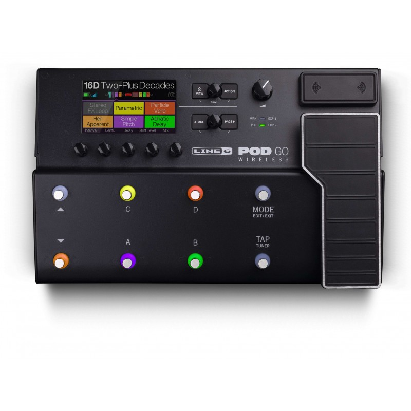 Line 6 Pod Go Wireless