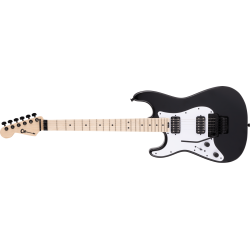 CHARVEL Pro-Mod So-Cal Style 1 HH M LH, Maple Fingerboard, Gloss Black