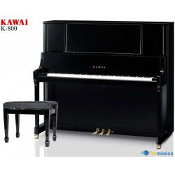 Kawai K-800 Sostenuto Negro pulido